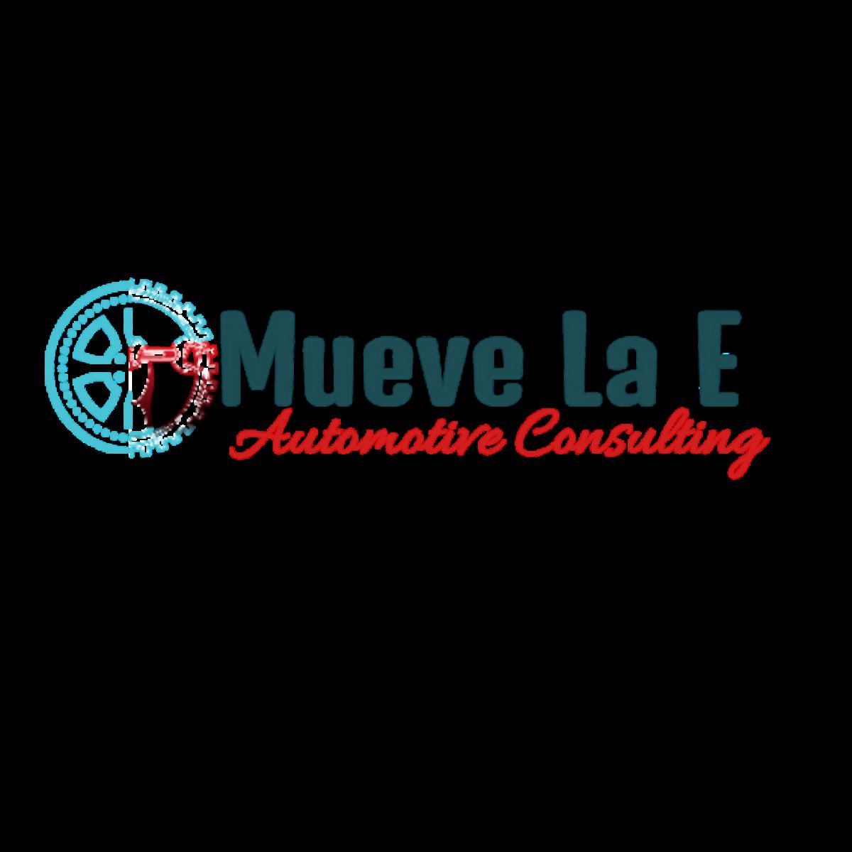 Logo mueve la e automotive